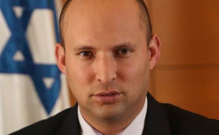 Naftali Bennett: L'Autorité Palestinienne paie les parents pour que leurs enfants commettent des attentats».