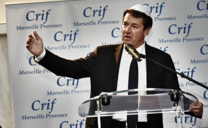 Christian Estrosi « Jamais je ne cesserai de lutter contre la montée de l'antisémitisme en France ! »