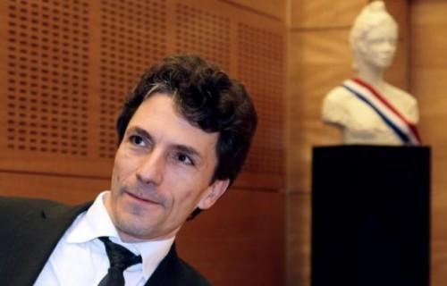 Le juge Marc Trevidic le 14 février 2013 à Paris - Jacques Demarthon AFP