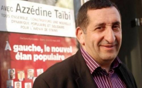 Maire de Stains Azzedine Taïbi