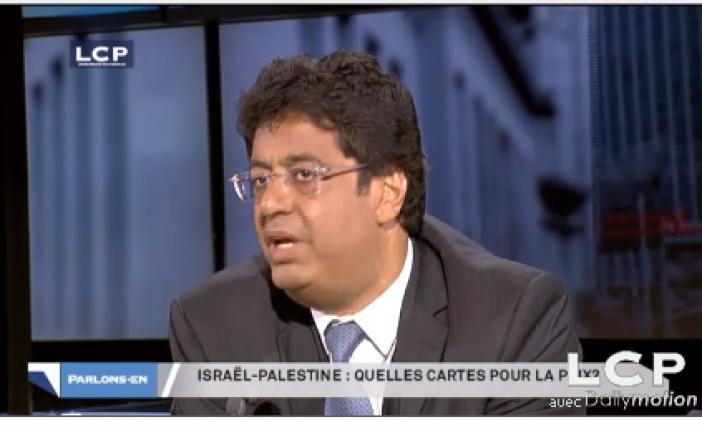 Meyer Habib participait hier soir à un débat autour du thème « Israël / Palestine : une intifada des couteaux ?