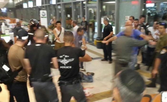 [Vidéos] Attentat islamiste à la gare routière de Beer-Sheva, Un mort, 11 blessés dont  cinq  graves