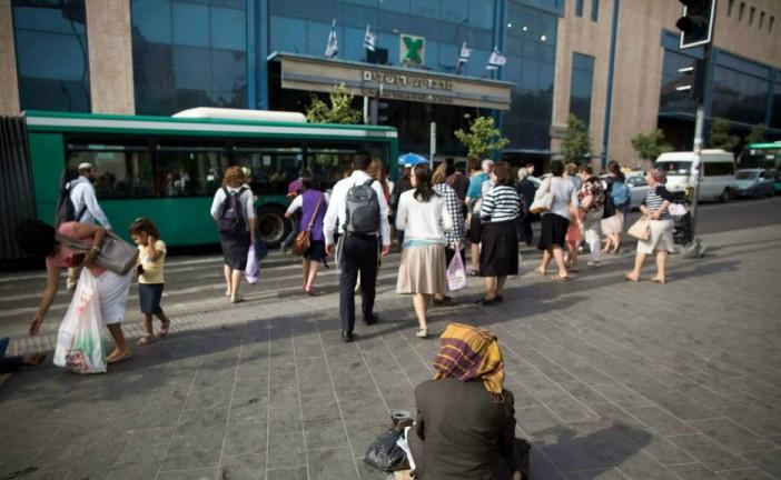 (Vidéo) Attentat au couteau devant la gare routière de Jérusalem