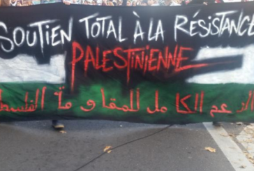 VIDEO : Une manifestation « contre le racisme » à Paris récupérée par les anti-israéliens