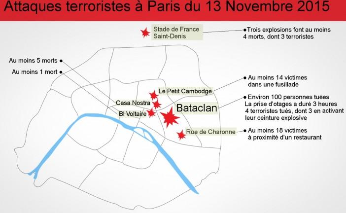 Video – Attentat au Bataclan : les derniers instants avant la fusillade