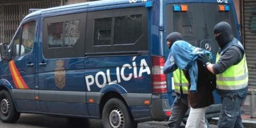 La photo d'un suspect, rendue publique ce mardi par les autorités espagnoles.