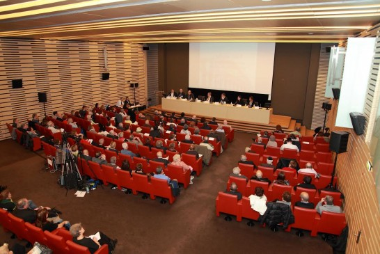Colloque du BNVCA à l'assemblée Nationale 1