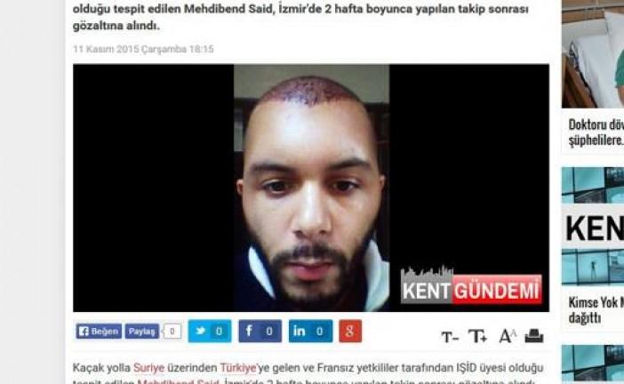 Turquie: Un djihadiste présumé français arrêté à la sortie d'un salon de beauté