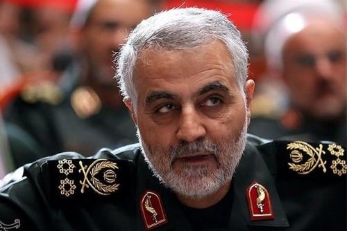 Le général Ghassem Souleimani, chef de l'unité iranienne d'élite Quods , joue en Irak un rôle militaire important depuis la chute de Mossoul l'an dernier et la conquête par le groupe armé État islamique de pans entiers du territoire irakien.