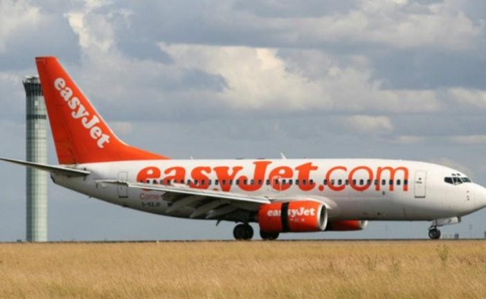 D'apres les informations du journal   The TELEGRAPHE en Angleterre : » Des inscriptions en arabe découvertes sur des avions Easy Jet dans  un aéroport français»