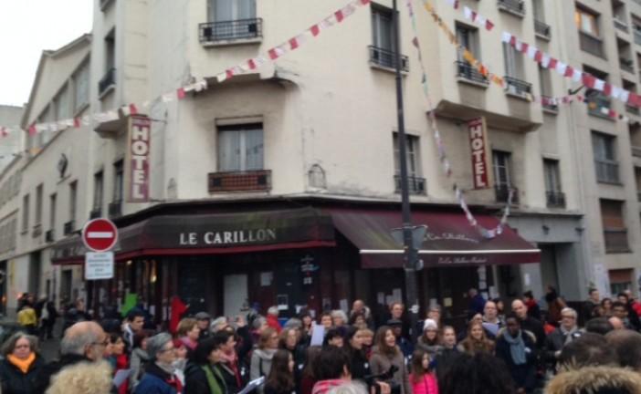 Attentats à Paris: Un homme soupçonné d'avoir été impliqué dans les attaques interpellé