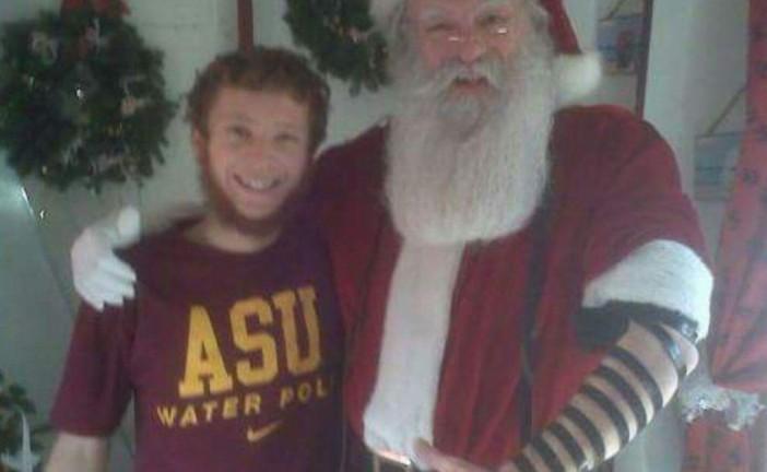 Des loubavitch américains ont trouvé un Père Noël juif qui n'avait jamais mis ses téfilines