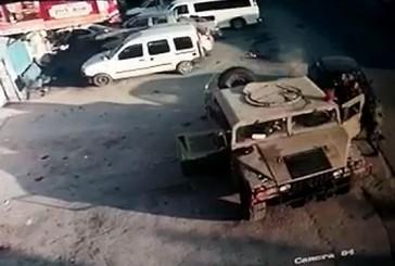 Judée-Samarie : arrestation de l'auteur présumé d'une attaque contre des soldats (armée)