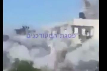 [Vidéo] exceptionnelle : La frappe israelienne qui anéantit Samir Kuntar
