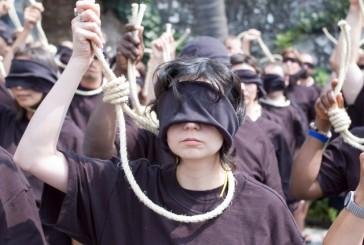 L'Iran numéro 1 dans l'exécution des mineurs.
