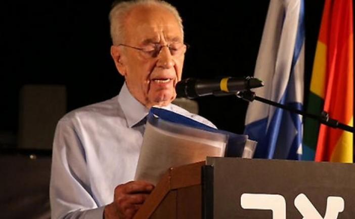 Alerte  Info : L'ancien  President  Shimon Perez Transferé en Urgence dans  un Hopital