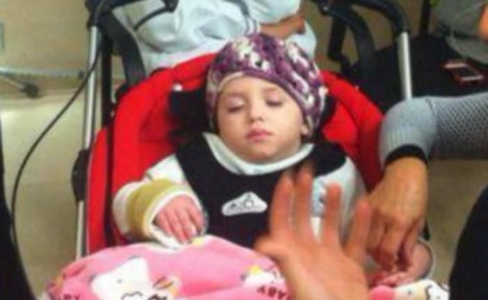 5 palestiniens condamnés à 15 ans de prison pour le meurtre d'une petite israélienne de 4 ans.