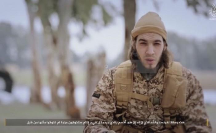 L'Etat Islamique diffuse une vidéo montrant les djihadistes des attentats de Paris.