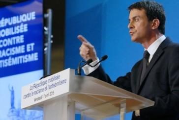 Valls: «il faut envoyer des troupes au sol en Syrie».
