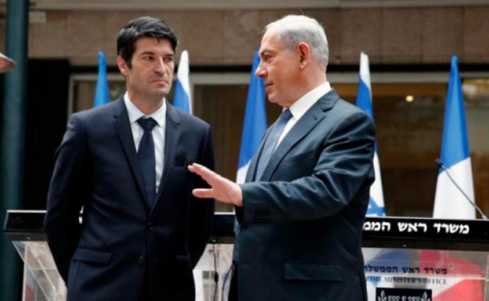 La France présente son plan de paix au gouvernement israélien