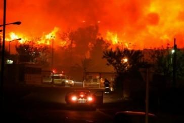 Israël: pays le plus sûre en terme d'incendies.