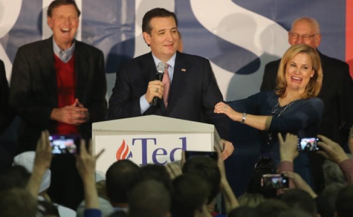 Ted Cruz serait-il le candidat idéal pour Israël ?