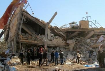 Turquie: les bombardements russes en Syrie sont «barbares, lâches et cruels».