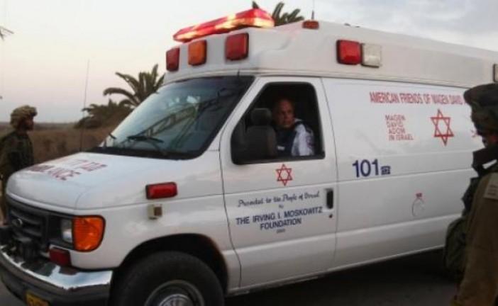 Deux garde-frontières blessés au couteau dans un attentat porte de Damas à Jérusalem.
