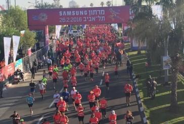 40 000 participants, 60 nations représentées, le marathon de Tel Aviv connait son grand gagnant.