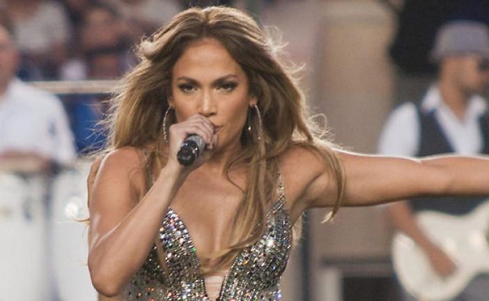 Jennifer Lopez en concert en Israël cet été.