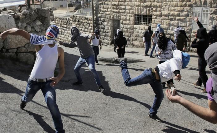La majorité des palestiniens contre une 3ème intifada.