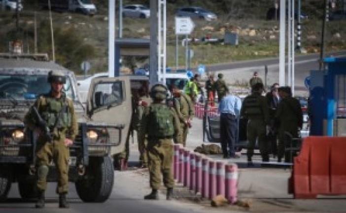 3100 personnes suspectées de terrorisme arrêtées par le Shin Beit en 2015