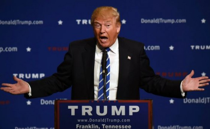Donald Trump devant l'AIPAC: «ma priorité numéro un est de démanteler l'accord catastrophique avec l'Iran !»