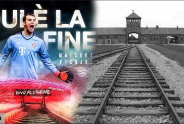 Le Bayern de Munich s'excuse pour la publication d'une affiche polémique rappelant Auschwitz.