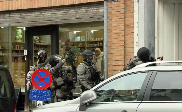 EN DIRECT – Opération d'envergure à Molenbeek, Salah Abdeslam a été arrêté