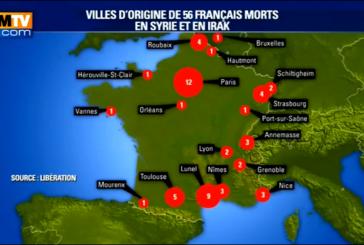 La carte des Molenbeek à la française.