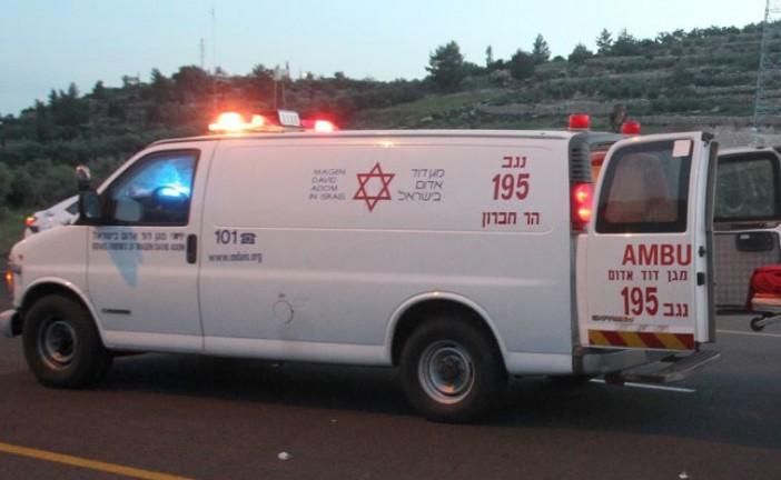 Attentat au couteau à l'entrée d'un centre commercial de Jérusalem. Terroriste toujours en fuite.