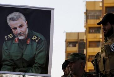 Le chef des Gardiens de la Révolution Islamique en Iran, rend secrètement visite au Hamas.