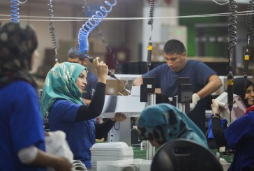 Ils peuvent remercier leurs amis du BDS: SodaStream déménage, les derniers employés palestiniens perdent leur travail.