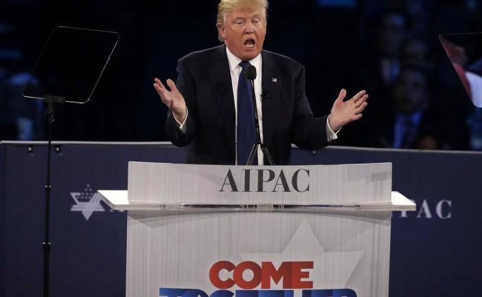 USA: président, Trump reconnaîtrait Jérusalem capitale d'Israël