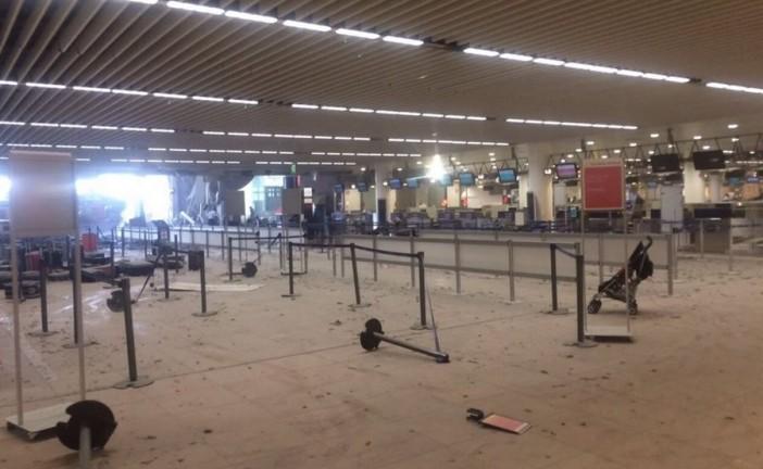 Pour les spécialistes israéliens, les aéroports belges sont des « passoires à terroristes »
