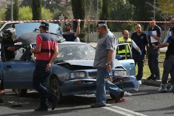 Un attentat à Jérusalem blesse grièvement un civil palestinien