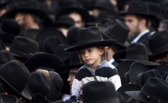 Israël, le seul pays sur terre où les hommes prient plus que les femmes.