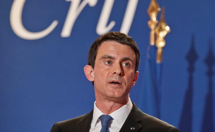 M. Valls devant le Crif: «l'antisionisme est le synonyme de l'antisémitisme».