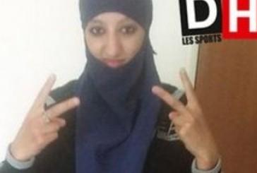 DOCUMENT «ENVOYE SPECIAL». Pour Hasna Aït Boulahcen, il est inadmissible qu'on n'aide pas la Palestine, Hasna Aït Boulahcen confie ensuite vouloir se rendre en Syrie ou en Palestine
