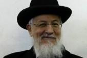 (Vidéo) L'ancien Grand rabbin de France est très malade : l'appel de son fils