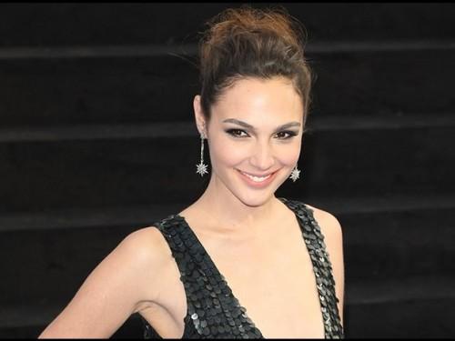 actrice israélienne Gal Gadott