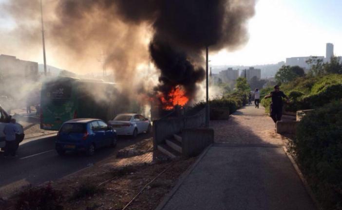 Israël: explosion d'un bus dans la ville de Jérusalem
