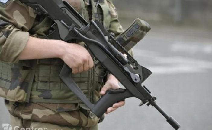Deux militaires violemment agressés à Clermont-Ferrand