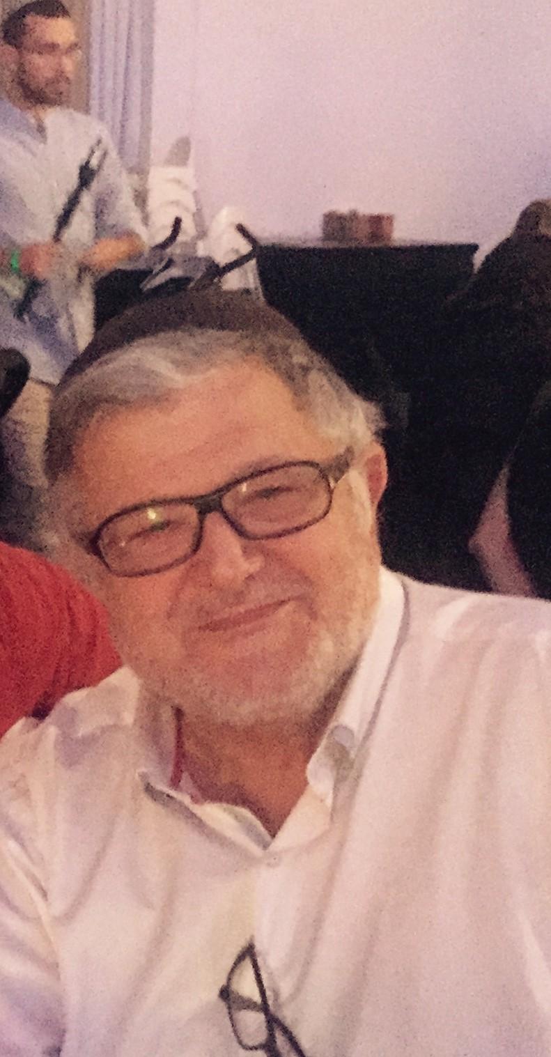 Alain Sayada et René Seror